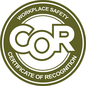 COR Workplace Safety logo